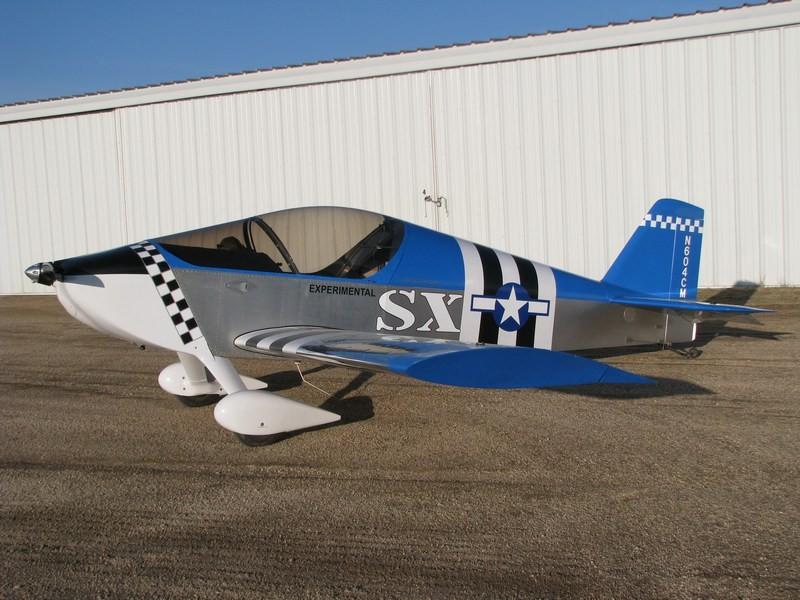 Sonex Jet Specs